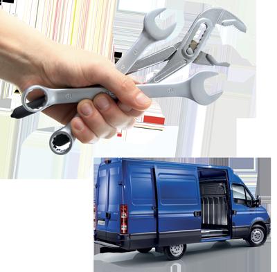 Eurotruck : entretien, réparations carrosserie